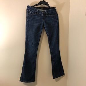 Lucky Brand Zoe Boot Jeans-Size 0/25